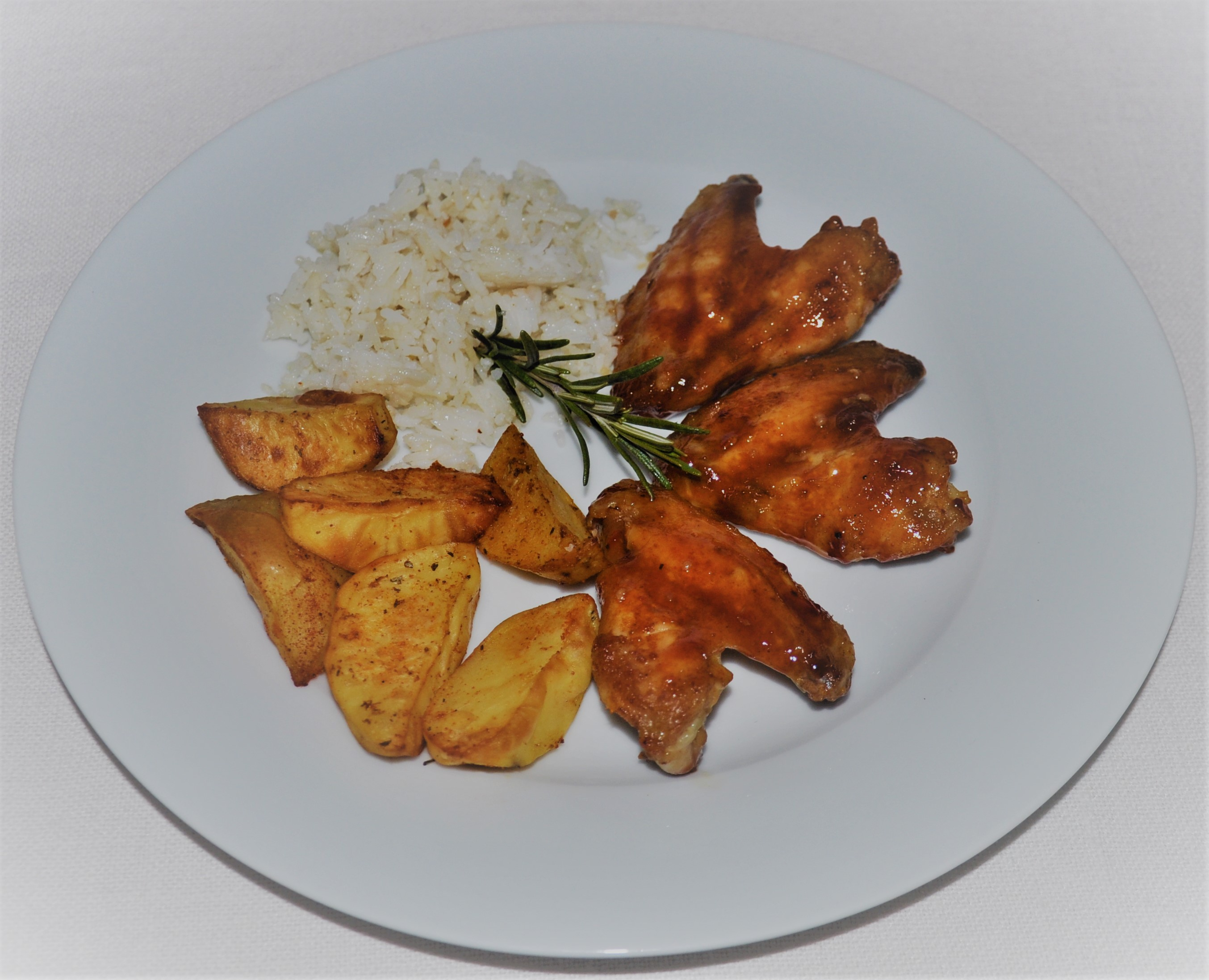 Chicken Wings – süß sauer